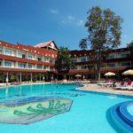 Отель 3 звезды Pattaya Garden