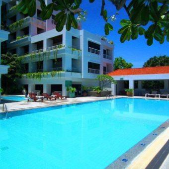 отель Abricole Pattaya