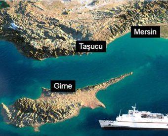 Паромы соединят Анталью и Северный Кипр