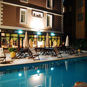 Отель Triana 3*
